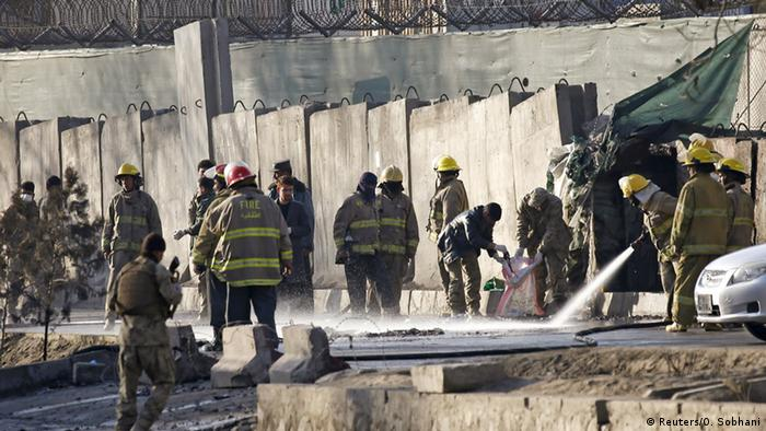 В Афганістані почастішали терористичні акти, особливо у Кабулі (фото з архіву)