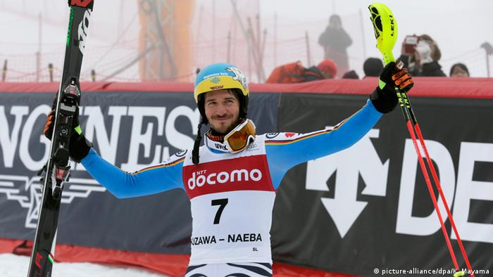 Japan FIS World Cup Aline Skiing - Sieg Felix Neureuther