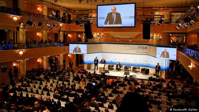 München Sicherheitskonferenz - Moshe Yaalon (Reuters/M. Dalder)