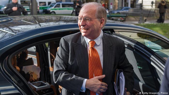 München Sicherheitskonferenz - Wolfgang Ischinger