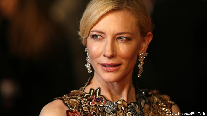 Cate Blanchett bei den BAFTA Awards 2016