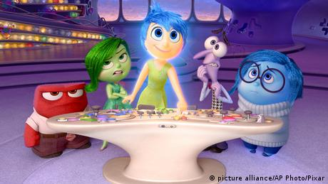 USA Film Inside Out
