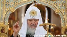Kuba Russisch-orthodoxe Patriarch Kirill