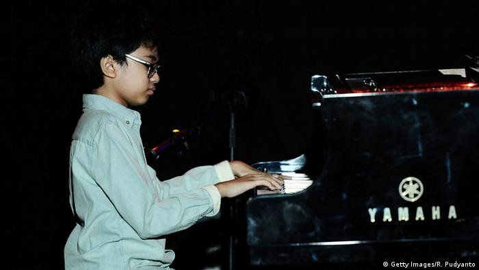 Joey Alexander (Getty Images/R. Pudyanto)
