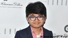 NEW YORK, NY - OCTOBER 24: Joey Alexander attends The Jazz Foundation Of America's 13th Annual 'A Great Night In Harlem' Gala Concert - Arrivals at The Apollo Theater on October 24, 2014 in New York City. (Photo by Theo Wargo/Getty Images) +++ (C) Getty Images/T. Wargo