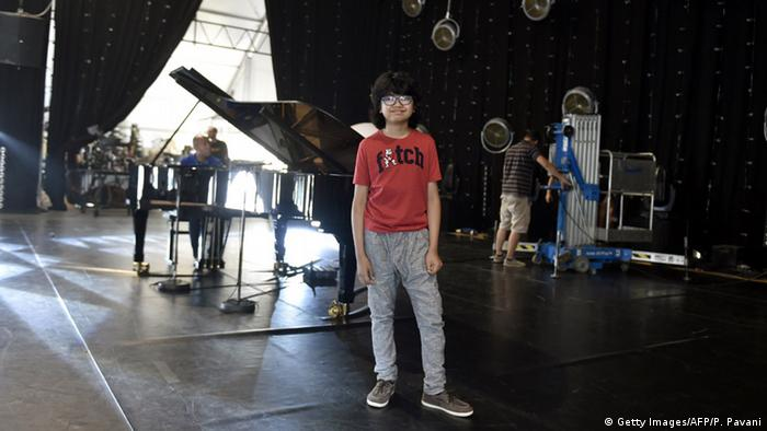 Joey Alexander (Getty Images/AFP/P. Pavani)
