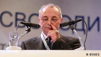Почетният председател на ДПС Ахмед Доган