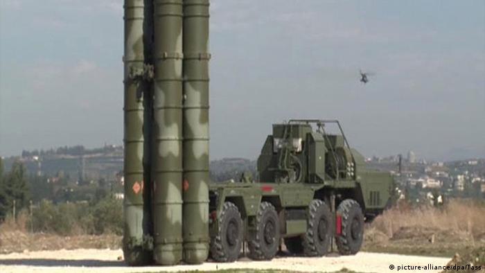 سامانه دفاع موشکی اس ۴۰۰