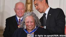 USA Obama verleiht Freiheitsmedaille des Präsidenten an Toni Morrison