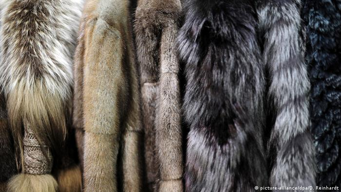 Fur coats in Germany