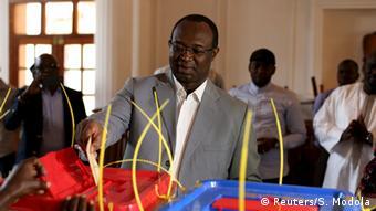Anicet-Georges Dologuélé est le chef de file de l'opposition et député à l'Assemblée nationale