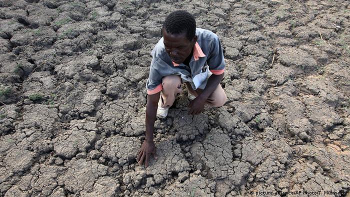Simbabwe Dürre