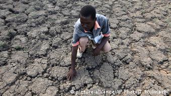Simbabwe Dürre Copyright: picture-alliance/AP Photo/T. Mukwazhi