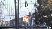 Zypern Teilung Mauer