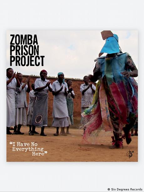 Zomba Prison Project Gefängnisband Album Cover CD I Have No Everything Here