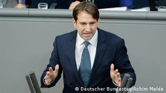 Andreas Jung, member of the Bundestag