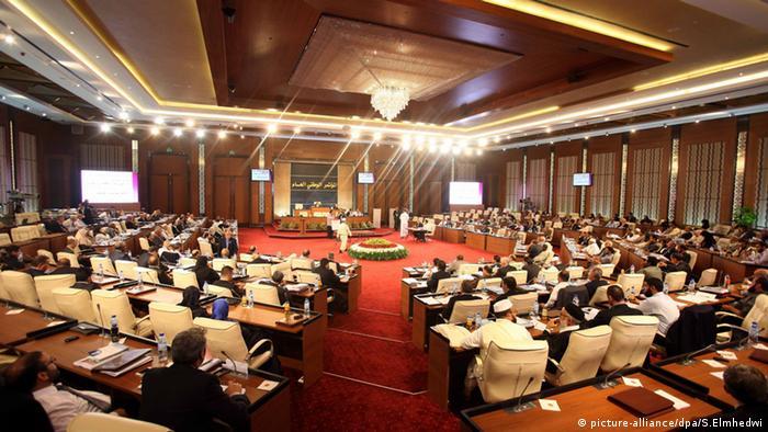 Засідання парламенту Лівії