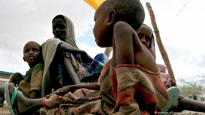 Hunger and Drought in Africa