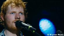 ***ACHTUNG: Verwendung nur im Zusammenhang mit Euromaxx!.*** Titel: Euromaxx Sänger Ed Sheeran Copyright: Warner Music