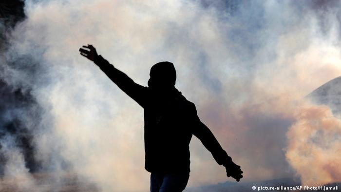 Anti-Regierungs-Protest in Bahrain (Foto: picture-alliance/AP Photo/H.Jamali)