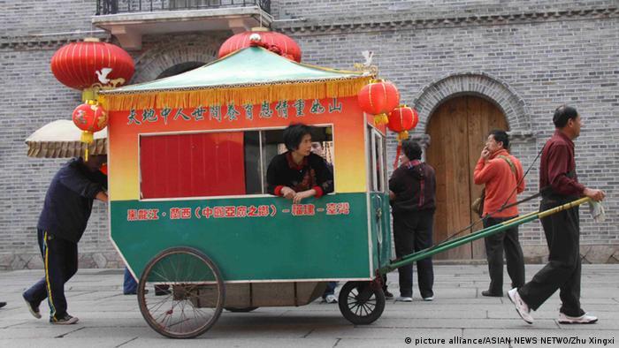 China Kutsche