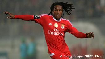 Fußball Benfica Lissabon Renato Sanches