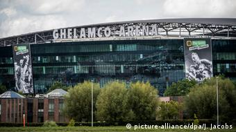 Die Ghelamco Arena in Gent (Foto: picture-alliance)