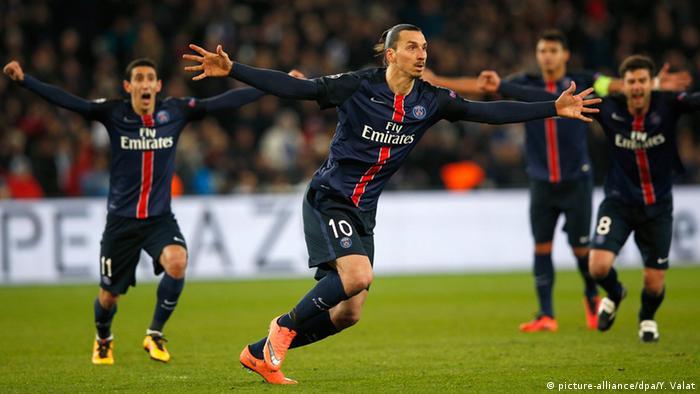 UEFA Champions League Paris Saint Germain - FC Chelsea