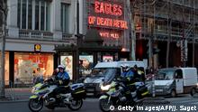 Frankreich Konzert Eagles of Death Metal in Paris, Olympia - Polizei