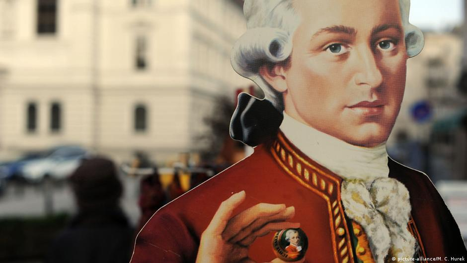 How did mozart change the world?