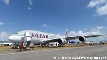 Singapur Airshow Airbus A380