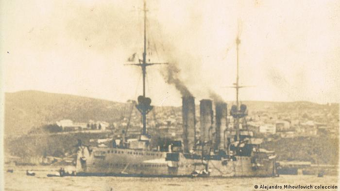 SMS Dresden