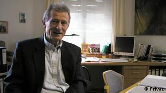 Deutschland Professor Dr. Friedrich Heckmann