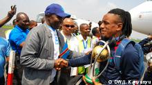 CHAN Cup African Nations Championship DRC Feier