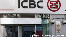 China Apple Pay Industrial and Commercial Bank of China ICBC
