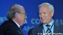 FIFA Kongress 2009 Joseph Blatter Wjatscheslaw Koloskow