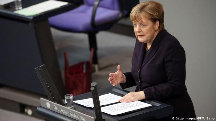 Angela Merkel hite és döntései