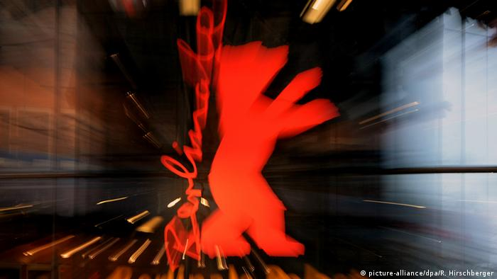 Deutschland Berlinale Logo (picture-alliance/dpa/R. Hirschberger)