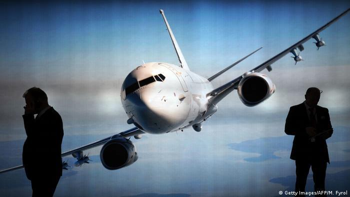 Flugzeug Boieng