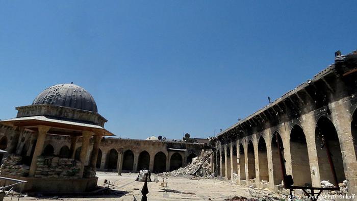 Syrien Aleppo Umayyaden-Moschee