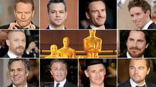 Oscar Nominierungen Bildcombo 2016