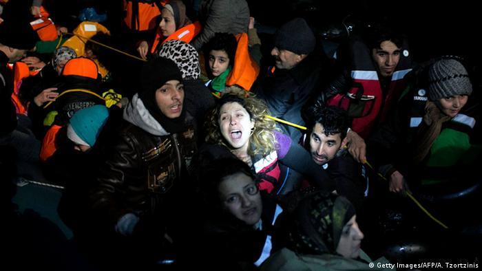 Mittelmeer MOAS Rettungsaktion Flüchtlinge Flüchtlingsboot