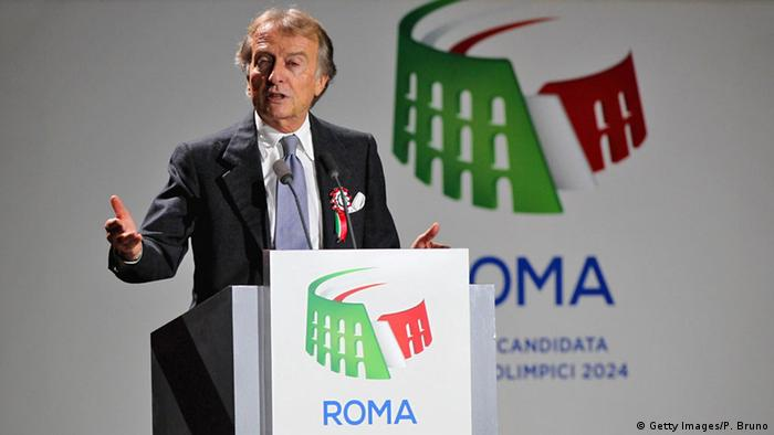 Rome Presentation for 2024 Olympics