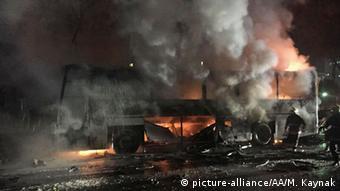 در اقدام ترویستی سه هفته پیش در آنکارا نیز نزدیک به سی نفر کشته و ۶۰ نفر مجروح شدند