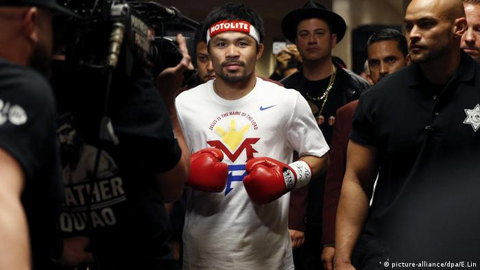 Manny Pacquiao asked for forgiveness after his controversial remarks erupted online