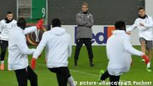 Europa-League: Abschlusstraining FC Liverpool