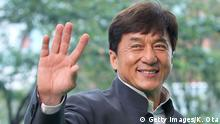 China Jackie Chan Schauspieler (Getty Images/K. Ota)