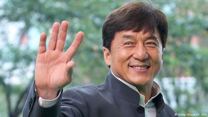 China Jackie Chan Schauspieler