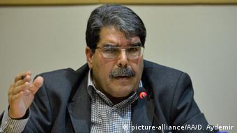 Brüssel Salih Muslim PYD Kurden Syrien