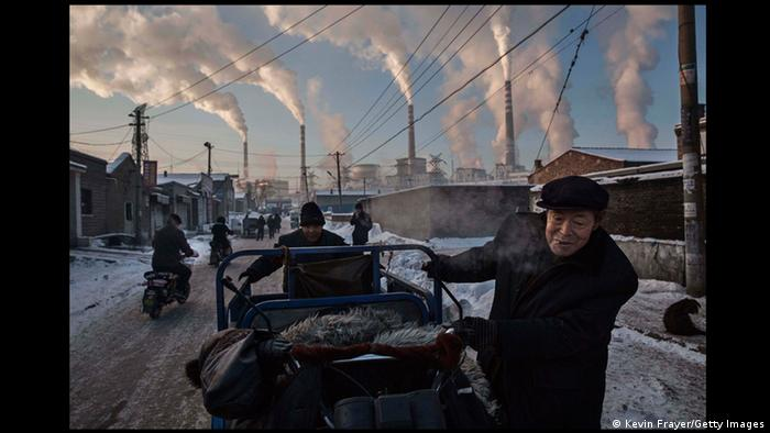 World Press Photo 2016 Kategorie Daily Life China Kohle Abhängigkeit (Kevin Frayer/Getty Images)
